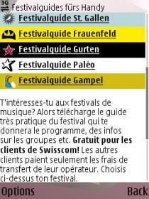 Mobile Guide Festival